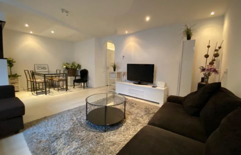 Incredible relax 1bedroom apartment - heart of Amsterdam